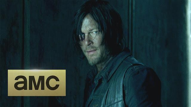 Daryl Dixon (Norman Reedus) en The Walking Dead 5x01