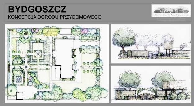 Bydgoszcz ogród prywatny II