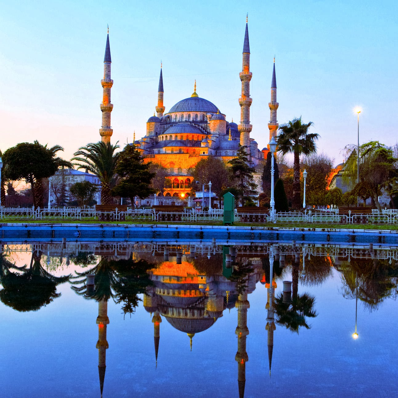 Blue Mosque Istanbul Turkey Wallpaper Umroh Malang Paket Umrah Beautiful