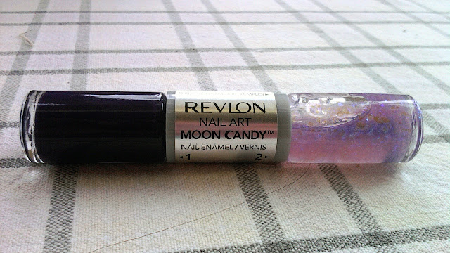 pizza kei cute pizza-kei revlon moon candy orbit review kawaii uchuu kei space galaxy fashion style nebula nail art polish glitter holographic purple