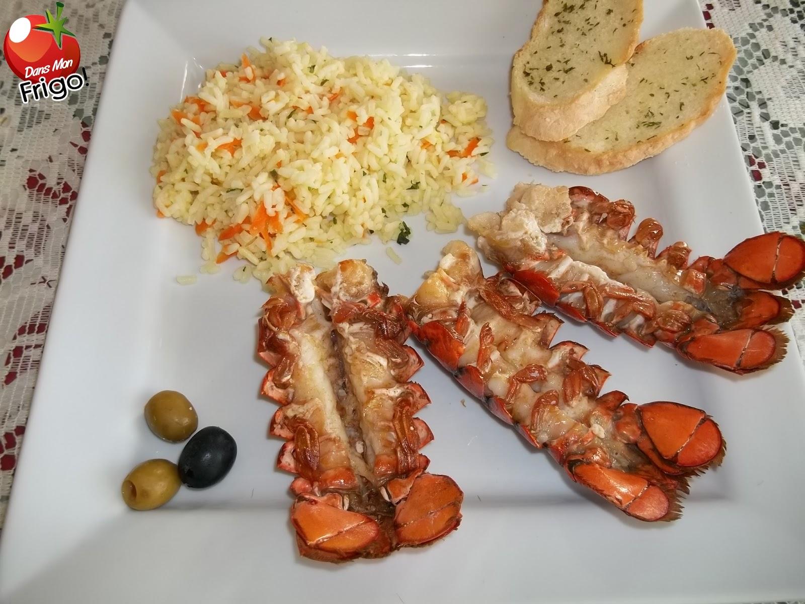 Comment cuire queue de homard congele - Cuisiner homard congele ...