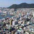 風景,釜山タワーより,韓国,海〈著作権フリー無料画像〉Free Stock Photos