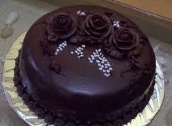 Kue Ulang Tahun Mudah Coklat