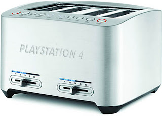 Sony Playstation 4 [Toaster Edition]