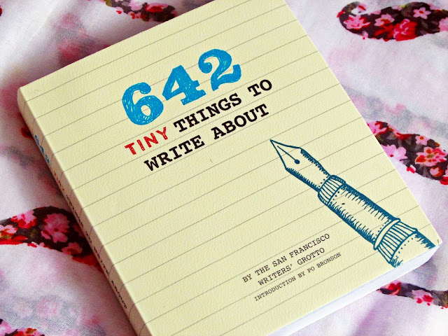 20 Things to Write About for Creative Writing