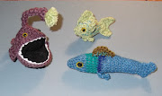 I had great fun crocheting this angler fisha very simple pattern from the .