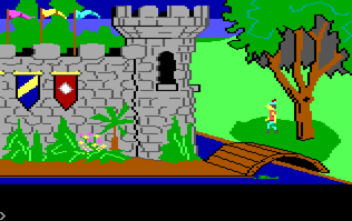 King's Quest I Quest for the Crown
