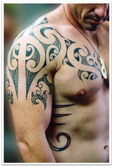 Tattoos For Men Shoulder