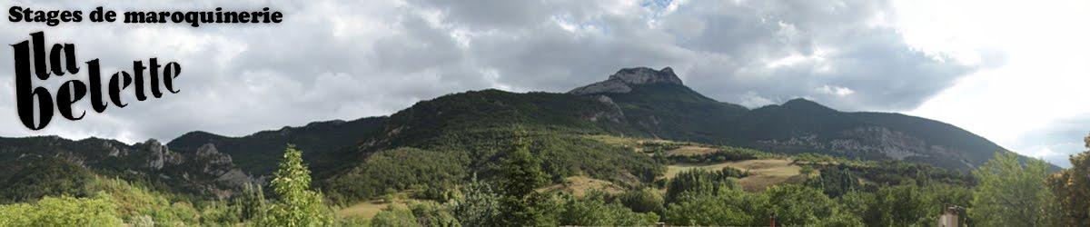 La Belette. Hébergement et pension complète dans les Hautes-Alpes