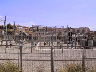 Subestació 110 kV