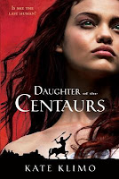 daughter of the centaurs book cover