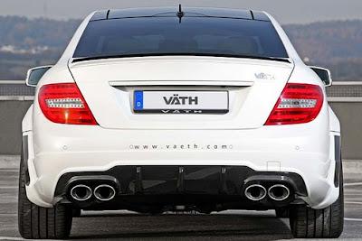 Mercedes C63 Coupe Vath