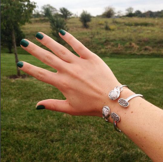 kendra scott silver bracelets