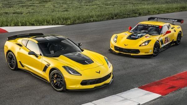 Chevrolet Corvette C7.R de Corvette Racing