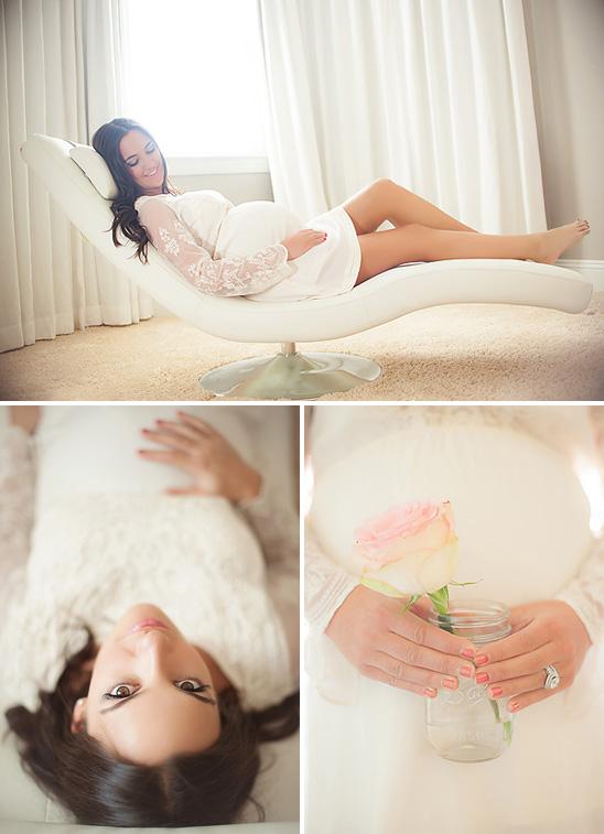 Sesión de Fotos de Maternidad Primaveral, Elzzia, Fotografia Artistica de Embarazadas, lever du soleil, Ourense