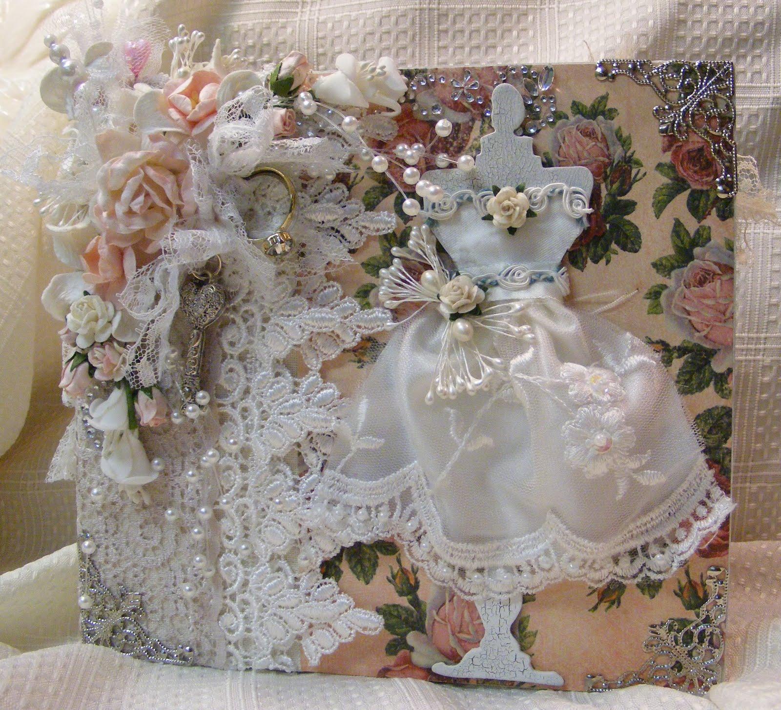 How to scrapbook wedding album - Wedding Album