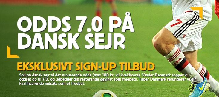 Sportsbook tilbyder super Betfair freebet tilbud