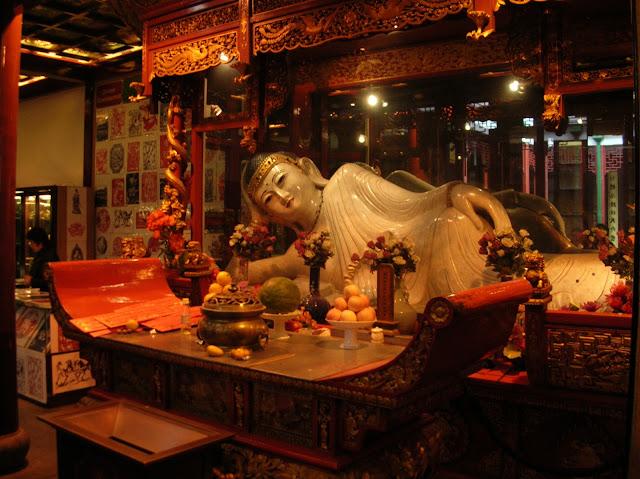 Tempio del Buddha di Giada, shanghai
