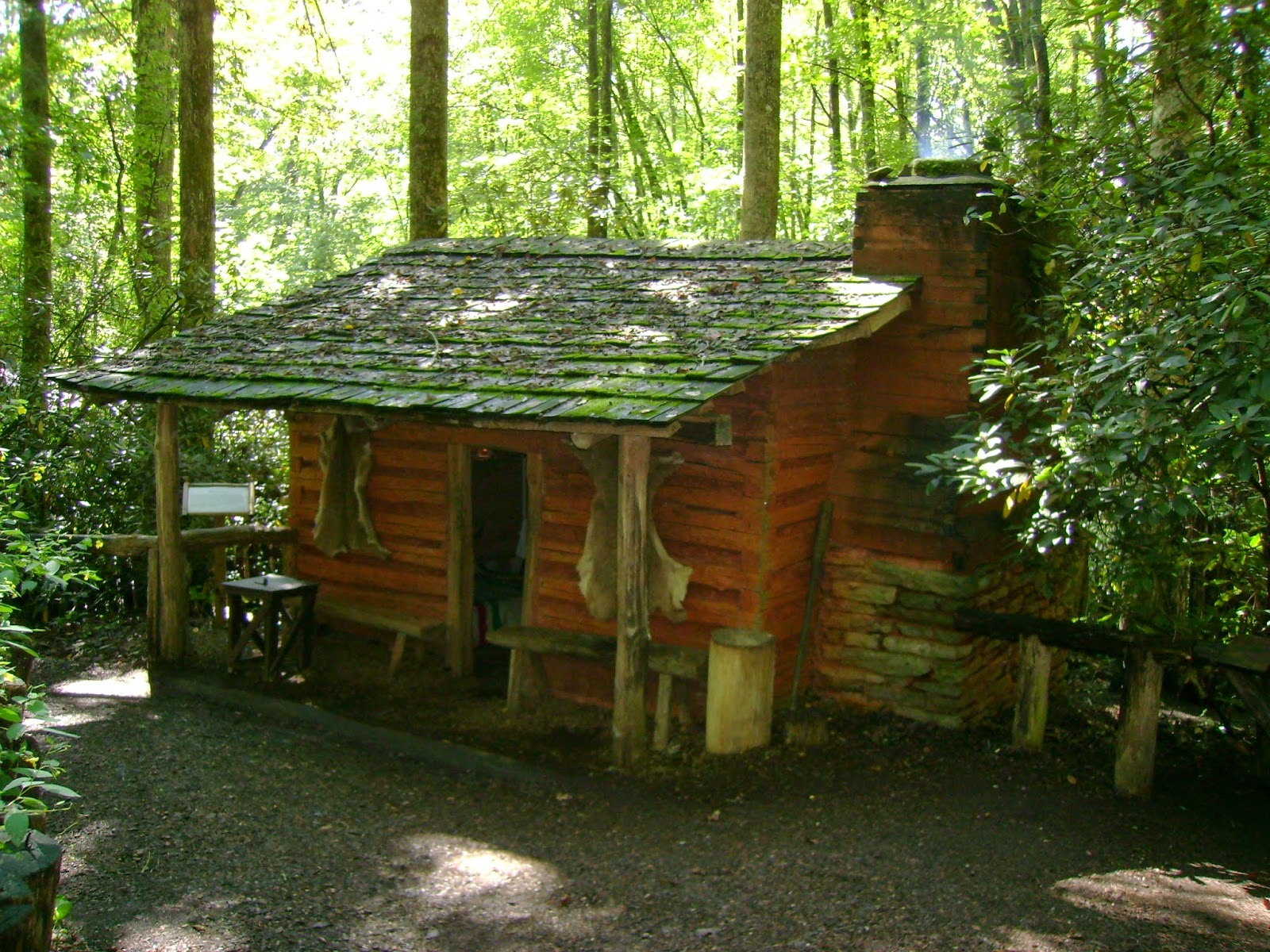 Marvelous photograph of  of the log cabins that cherokees built and lived in photo below with #8AAA21 color and 1600x1200 pixels