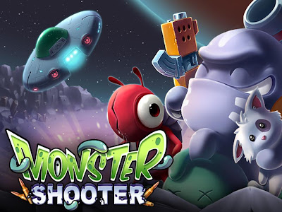 Monster Shooter 3DS Screenshots