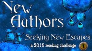 New Author Challenge 2015