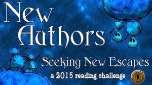 New Author Challenge 2015