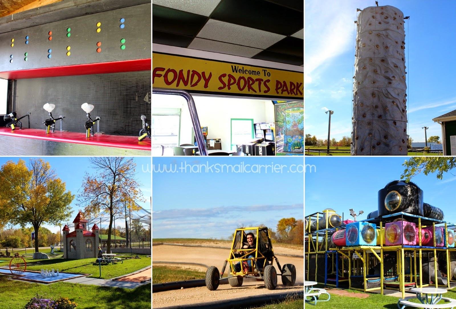 Fondy Sports Park Fond du Lac