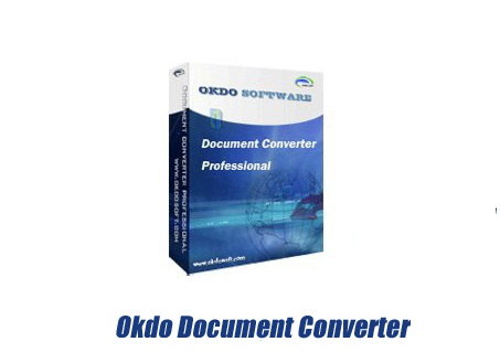 Okdo Document Converter Professional 4.6 + Keygen