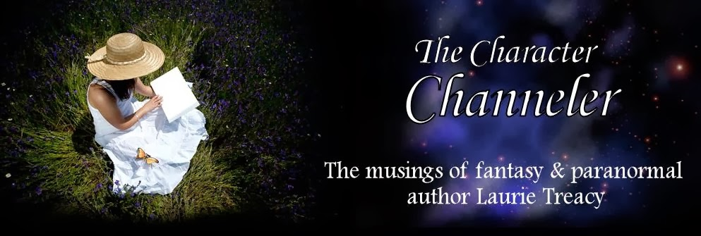 The Character Channeler