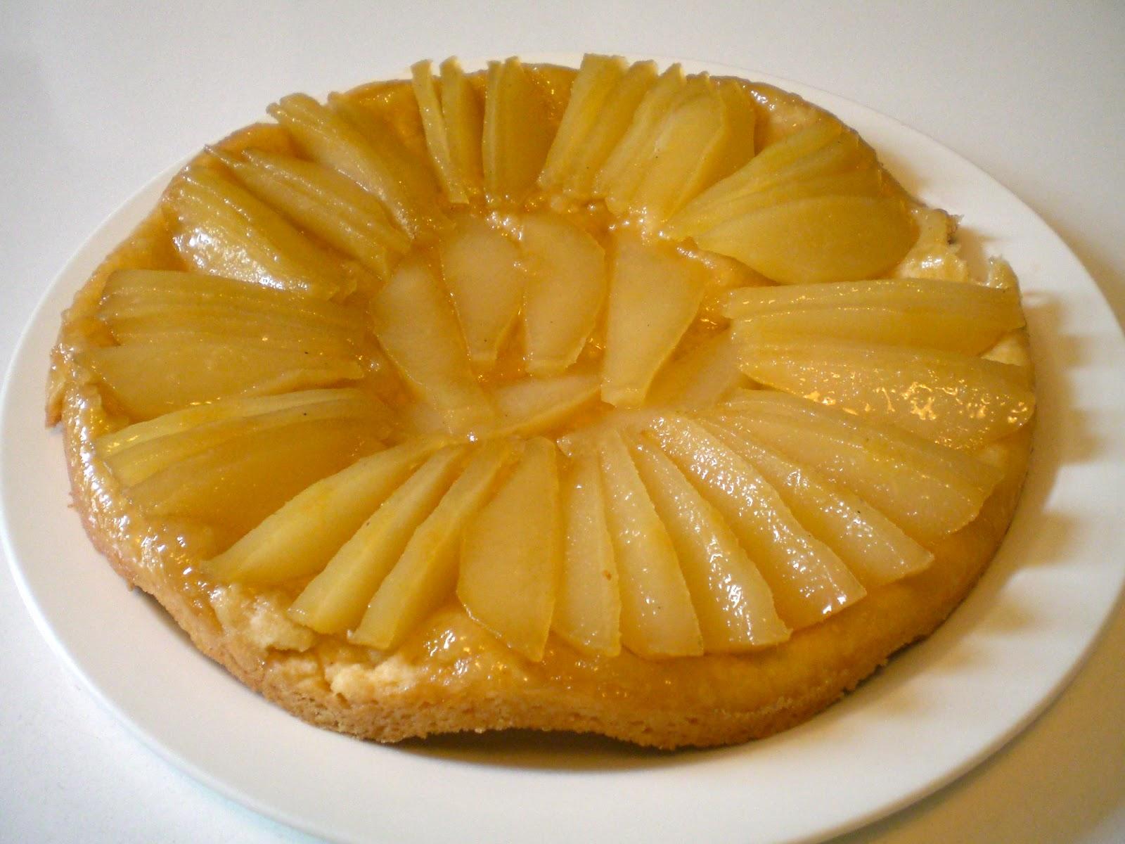 Knitorama: Pear Tart