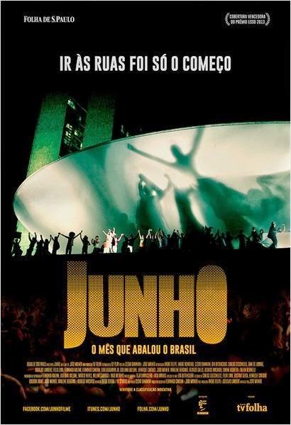 Junho: O Mês que Abalou o Brasil – Nacional (2014)