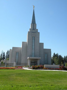 Vancouver British Columbia LDS Temple