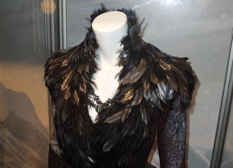 Hansel Gretel grand witch Muriel costume detail