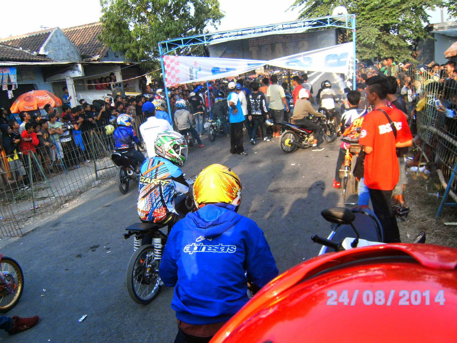 Video Dragrace Sukoharjo