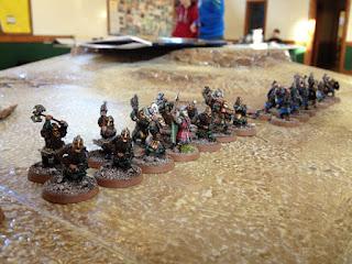 The Hobbit SBG - Dwarf Deployment