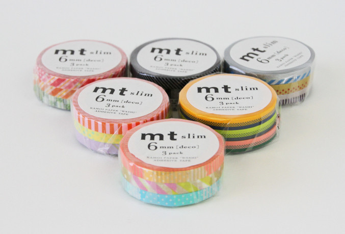 mini washi tapes