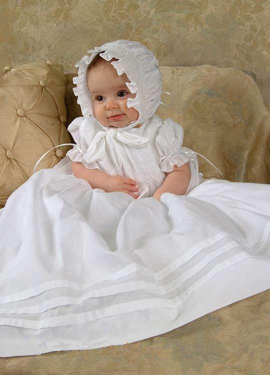 Ajuar para bautizo niño - Imagui
