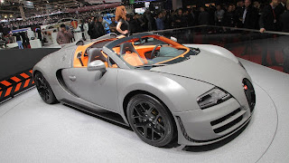 2013 Bugatti Veyron Super Sport Price & Review