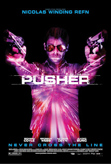 capa Download – Pusher – HDRip AVI Legendado