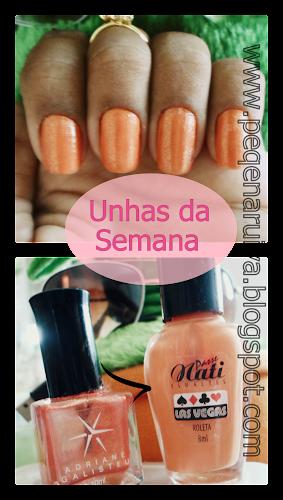 UNHAS DA SEMANA   Roleta + Talk Show