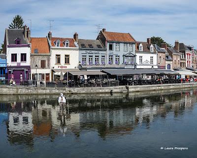 Quartier Saint-Leu, Amiens © Laura Prospero