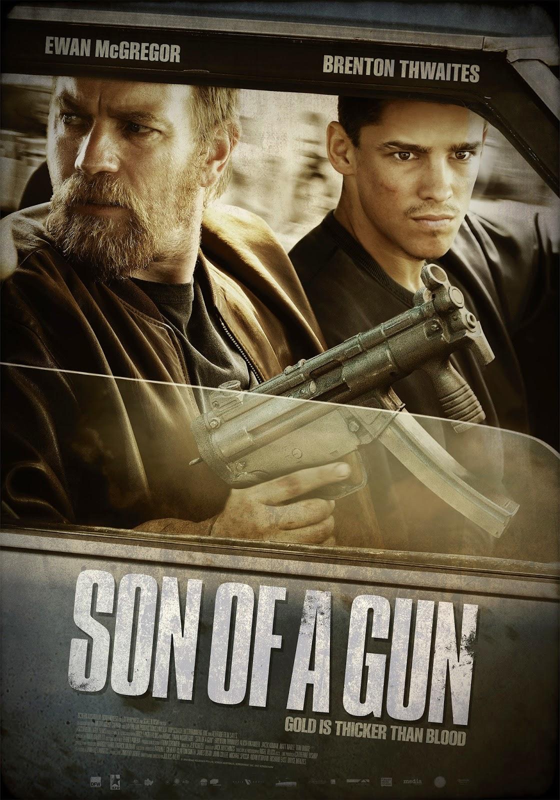 Son of a Gun (2014) Poster