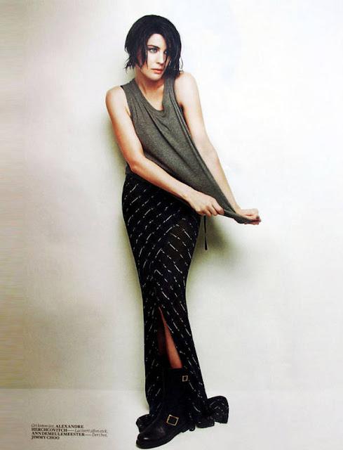Liv Tyler Vogue Wallpapers