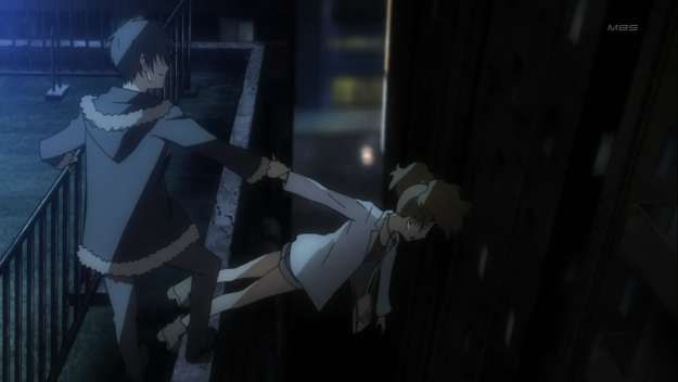 Anime Characters Kidnapped : Anime your way durarara ep impressions