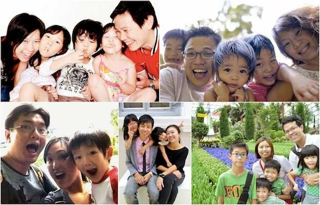Media: Singapore's Favourite Daddy Bloggers