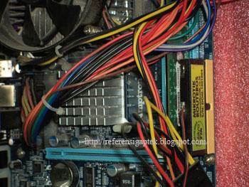 Mikrotik PC (Khusus Untuk Browsing ) Paket Speedy 3 Mbps
