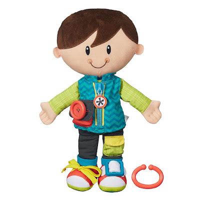 TOYS : JUGUETES - PLAYSKOOL  Dressy Kids | Chico | Muñeco   Playskool Dressy Kids Boy  Producto Oficial 2015 | Hasbro B1728 | A partir de 2 años  Comprar en Amazon España & buy Amazon USA
