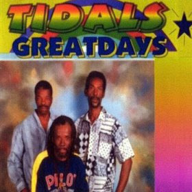 THE TIDALS-GREAT DAYS LP(EM 2003 VENDIDO POR RS 300,00
