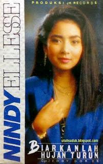 Nindy Ellesse Album Biarkanlah Hujan Turun 1992