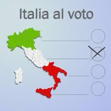 l'Italia al voto